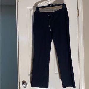 Medium/Petite Black Style & Co lounging pants